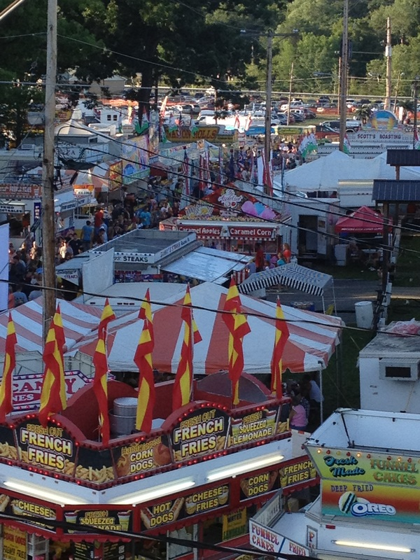 Clearfield Fair Midway